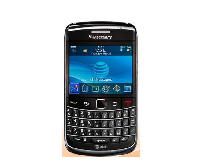 Buy Research In Motion Phones - Blackberry Bold 9700 Bold2 AT&T
